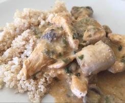 Barwick Living Chicken Stroganoff (gluten/dairy free)