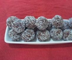 Cacao Nut Balls