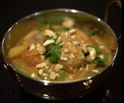 Chicken Massaman
