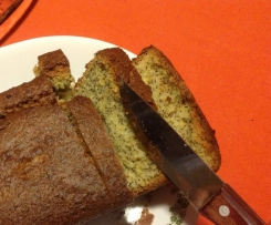 Whole Orange and Poppyseed Cake  (Gluten Dairy Free)