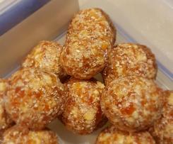 Apricot Truffles