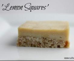 Lemon Squares from COTC