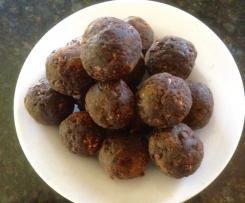 Protein Date Balls