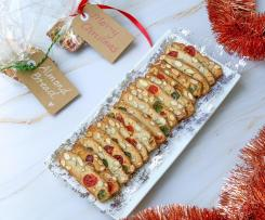 Christmas Almond Bread