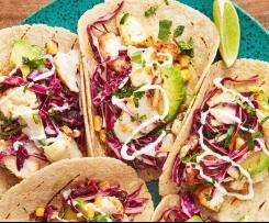 Perfect Fish / Prawn Tacos with Slaw