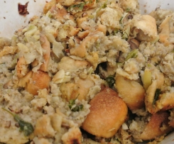 Slow Cooked Stuffing/Dressing