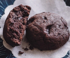Sugar-free Double Choc-Chip Cookies