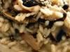 Vegan Mushroom & Spinach Risotto