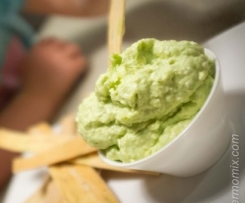 Avocado and Lemongrass Dip