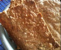 ThermoMonts Quinoa Crackers
