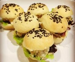Mini Thai Chicken Burgers
