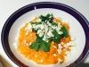 Tomato, Spinach & Feta Risotto