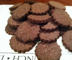 Tracy's Nothing is Bad For You Chocolate Protein Cookie