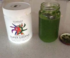 Green Smoothie Vitamin Pill