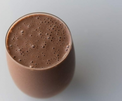 Milo and Banana Lactation Smoothie