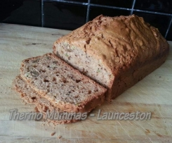 Zucchini & Walnut Bread