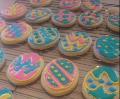 Easy Thermomix Easter Biscuits