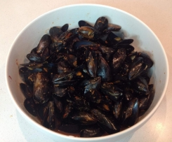 Quick n Easy Chilli Mussels
