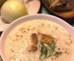 Creamy Smoked Cod and Potato Soup