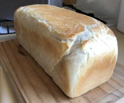 Jumbo White Bread Loaf