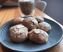 Amigdalota (Greek Almond Biscuits)