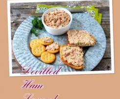 Devilled ham spread