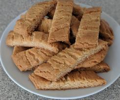 Swedish caramel biscuits (Kolakakor / Sirapskakor)