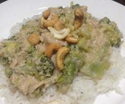Healthy Satay Chicken