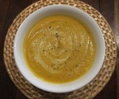 Pumpkin Thai Soup