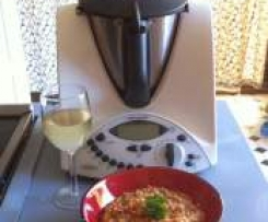 Herb, Tomato & Cheese Risotto