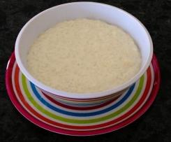 Cream Rice