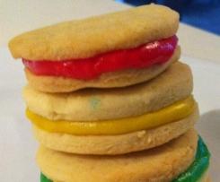 Rainbow Cookies Clone