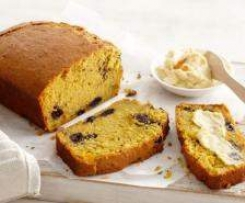 Pumpkin and Berry Bread