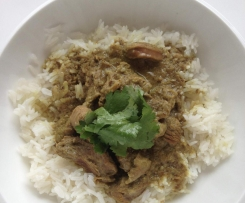 Nick's Yummy Beef Curry