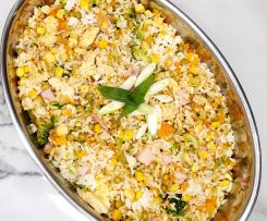 All-in-one fried Rice