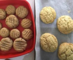 Variation Easy American Banana Cookies