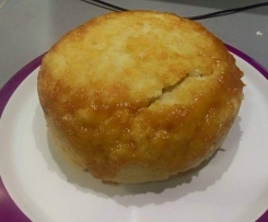 Nitas Steamed College Pudding