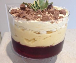 The best trifle custard