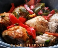 Mexican Chicken All-in-One Varoma Meal