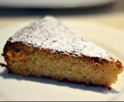 Lemon Yoghurt Cake (Gluten Free)