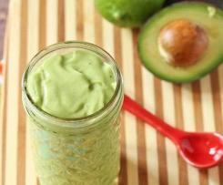 Avocado Lime sauce (for fish Taco)