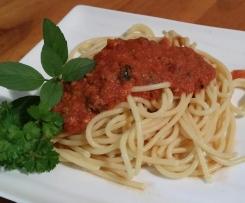 Vegan Spagetti Sauce