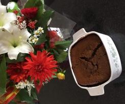 Decadent Chocolate Self Saucing Pudding