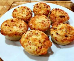 Bacon, Celery & Cheese Muffins