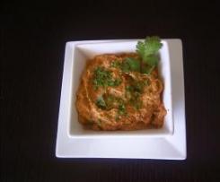 Roast Capsicum Hummus