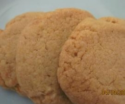 Ginger Lovers Biscuits
