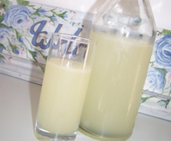 Sugar Free Lemonade with Verjuice