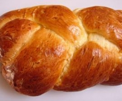 Tsourekia (Greek Easter Bread)