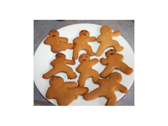 Ninjabread Men Gingerbread Men