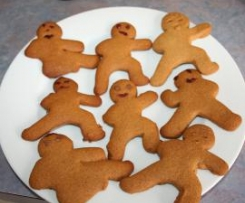 Ninjabread Men / Gingerbread Men